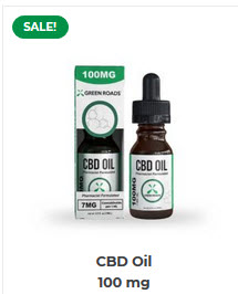 GR-CBD Oil – 100 mg